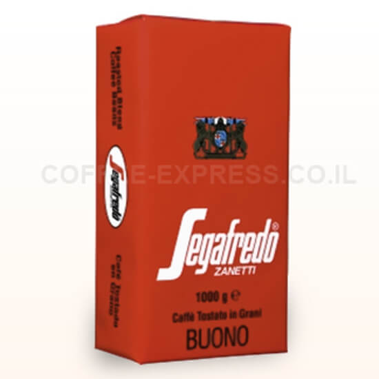 Picture of פולי אספרסו סגפרדו בואנו - Segafredo Espresso Buono