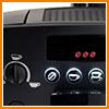 Picture of ניבונה 605 מכונת אספרסו קפה רומטיקה - Nivona Caferomatica Espresso Machine 605