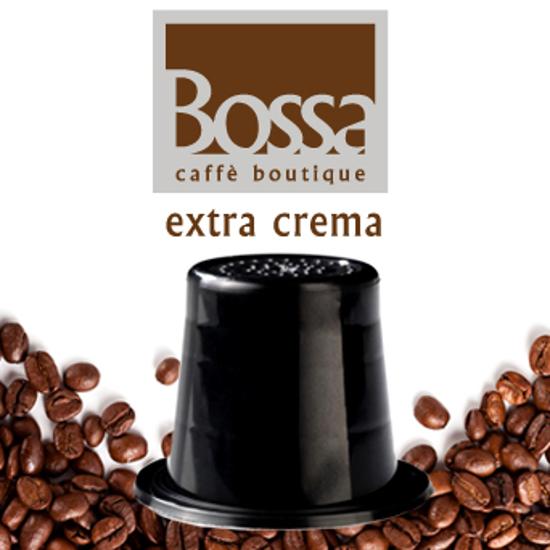 Picture of קפסולות קפה לנספרסו BOSSA אקסטרה קרמה
