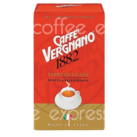 Picture of קפה וריניאנו קפה אספרסו קאזה טחון - Caffe Vergnano 1882 Espresso Casa Ground Coffee