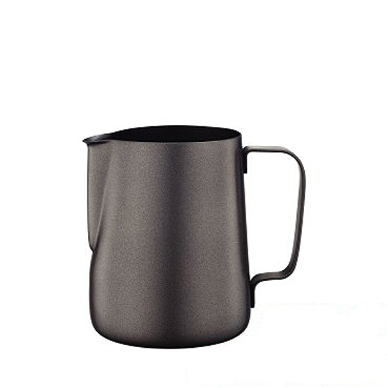 Picture of כד הקצפת חלב קונספט ארט שחור - Concept-art Milk Stainless Steel Professional Milk Pitcher