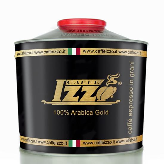Caffè Izzo 100% Arabica Gold