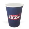 Picture of קפה Izzo כוסות קפוצ'ינו חד פעמי קרטון - 1000 יח