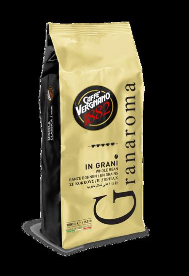 Picture of קפה וריניאנו אספרסו גראן ארומה - Caffe Vergnano Gran Aroma