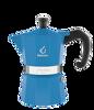 Picture of מקינטה FOREVER מוקה פרסטיג' - 3 כוסות כחול
