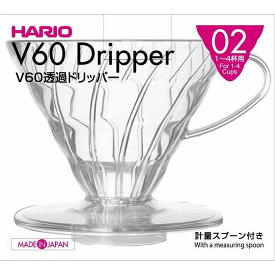 HARIO V60 DRIPPER VD-02
