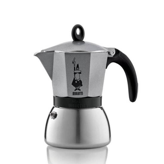 Picture of Bialetti Moka Induction מקינטה - 3 כוסות כסף