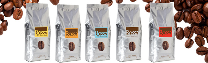 Bossa Caffe Fresh Roasted